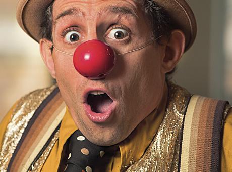 clown therapist