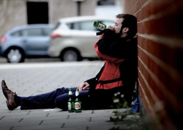 street drinker